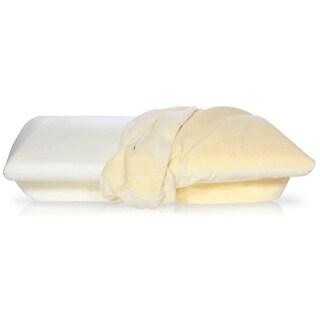 Better Sleep Pillow Custom Fit Velour Cloth Pillow Case