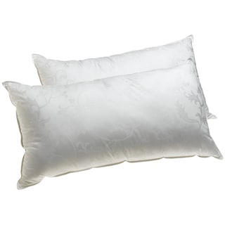 Dream Supreme Hypoallergenic Gel Fiber-Filled Pillow (Set of 2)