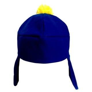 South Park Craig Tucker Blue Fleece Ski Cap Costume