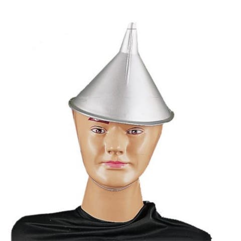 Wizard Of Oz Tin Man Funnel Hat Costume