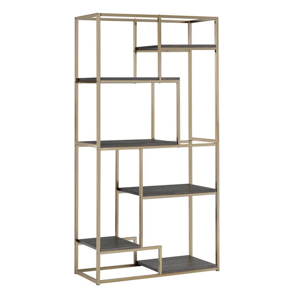 6 shelf bookcase white with doors walmart furniture contemporary tiered open