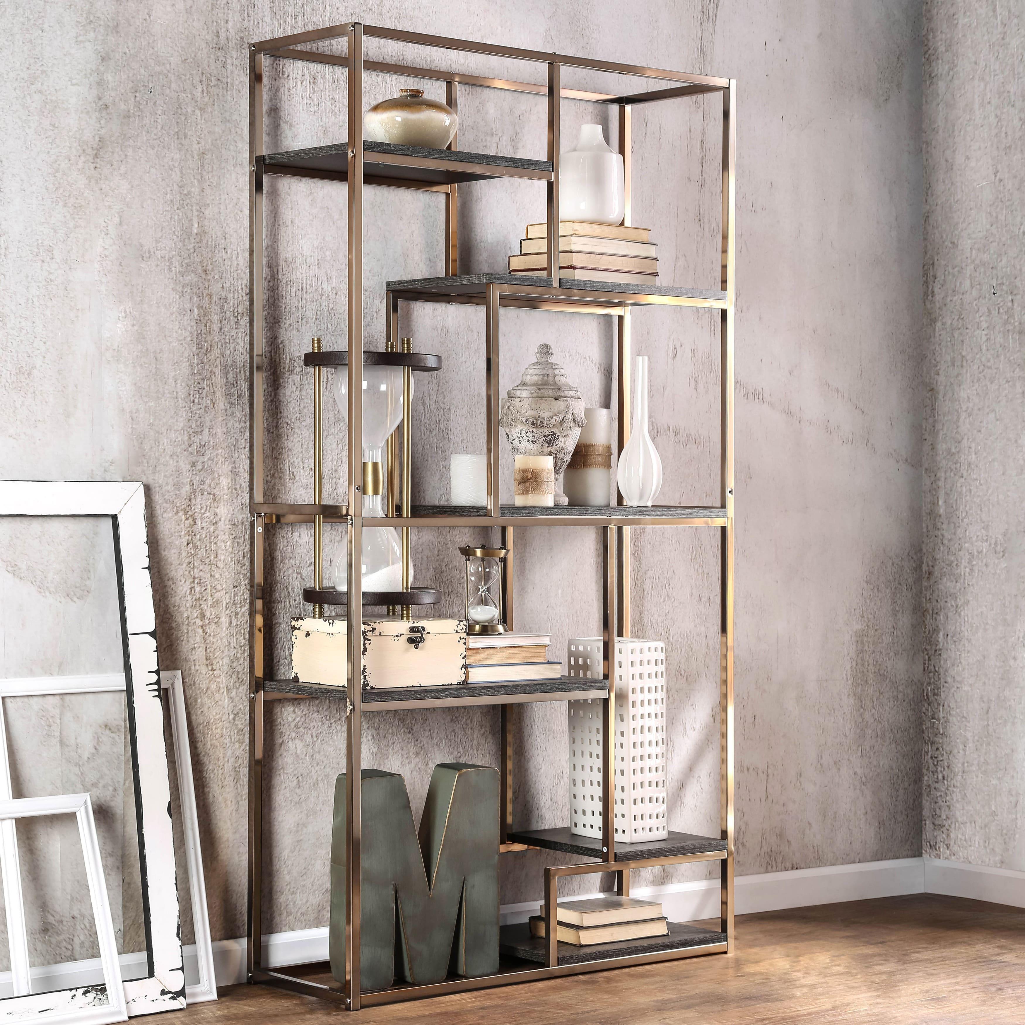 Best Furniture Deals Online: Buy Bookshelves & Bookcases Online At Overstock