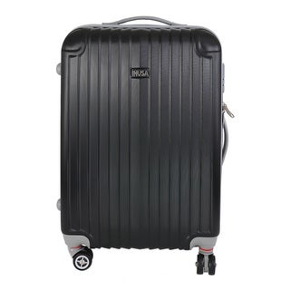 Deals on InUSA Los Angeles 22.5 inch Hardside Spinner Upright Suitcase