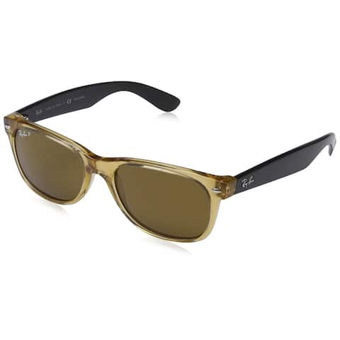 Ray-Ban RB2132 New Wayfarer Polarized Lenses Sunglasses