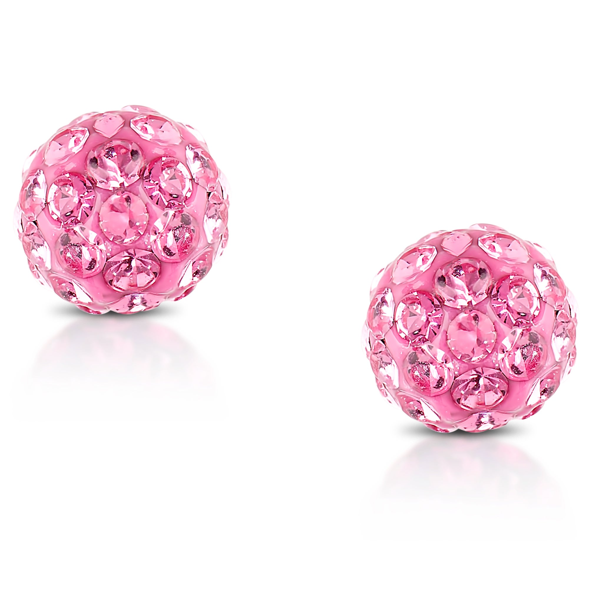 9e691c747 Childrens Sterling Silver Ice Cream Stud Earrings with Crystal Cute Girls  Gift Modeschmuck