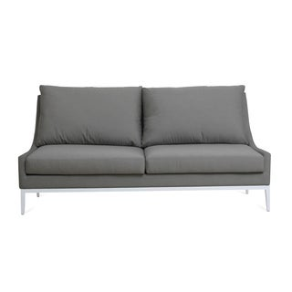 Decorative Modern Indoor/ Outdoor Loveseat