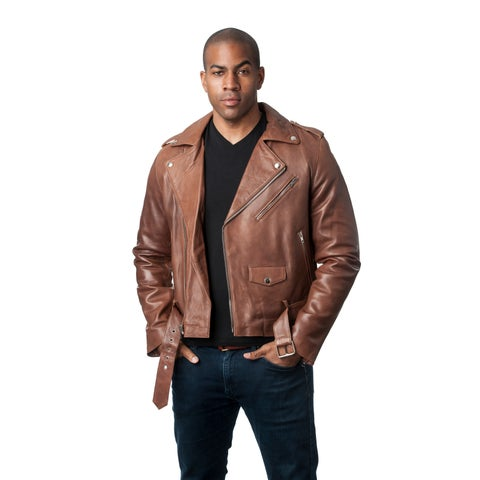 Mason & Cooper Bane Leather Jacket