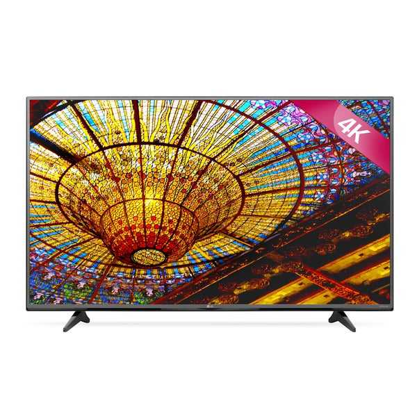 Shop LG 65UF6800 65-inch 4K 120Hz LED Ultra HDTV with webOS