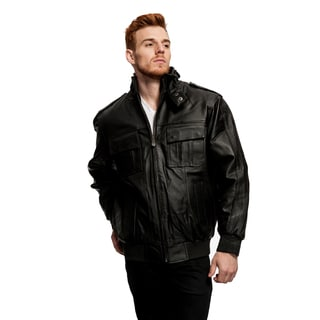 Wilda Mechanic Leather Jacket