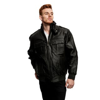Wilda Mechanic Leather Jacket|https://ak1.ostkcdn.com/images/products/10396076/P17498911.jpg?impolicy=medium