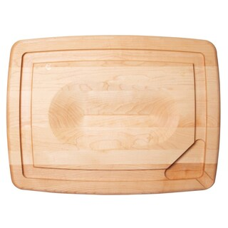 J.K. Adams Maple Wood Pour Spout Cutting Board Collection (3 options available)