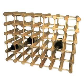 J.K. Adams Wine Storage Rack 40 Bottle Driftwood