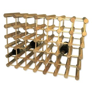 J.K. Adams 40-Bottle Wine Storage Rack, Penguin