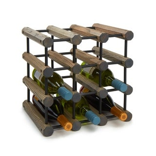 J.K. Adams 12-Bottle Wine Storage Rack, Driftwood