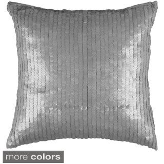 Rizzy Home Sequined 18-inch Accent Pillows