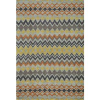 "Momeni Rio Multicolor Hand-Tufted Rug (3'6 x 5'6) - 3'6"" x 5'6"""