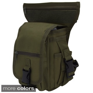 Outdoor Tactical Hiking Camping Hip/Leg Pouch Bag