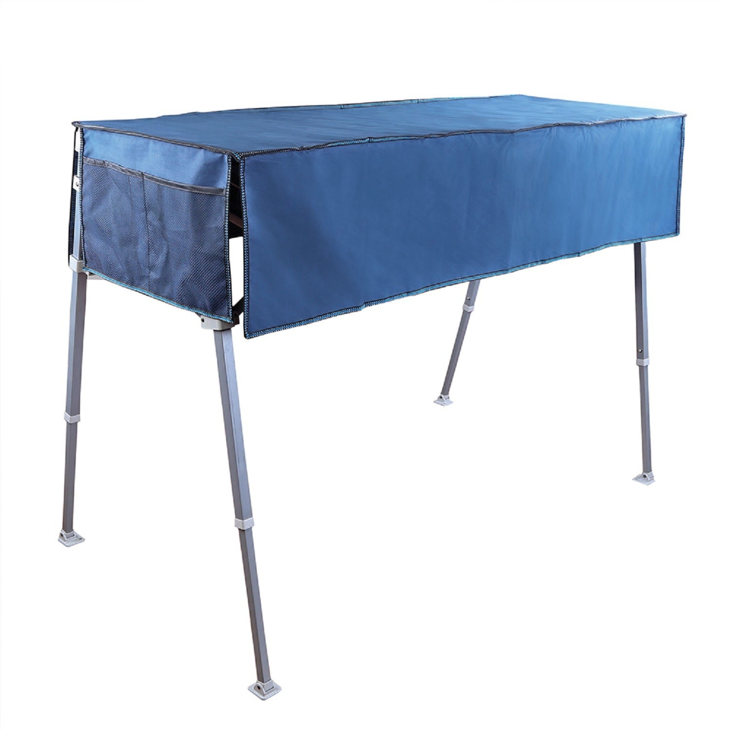 Stansport 60-inch Outdoor Event Table with Adjustable Leg...
