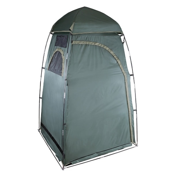 Cabana Portable Shelter : Stansport inch cabana privacy shelter free shipping