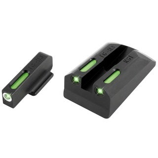 Truglo Brite-site Tfx Handgun Sight Ruger Sr Set