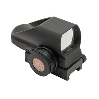 Truglo Tru-brite Dual Color Red Dot Sight
