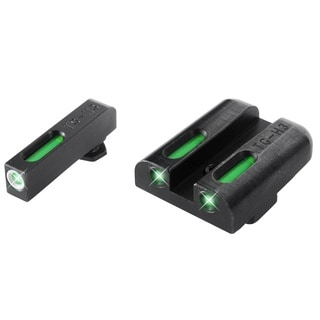 Truglo Brite-site Tfx Handgun Sight Glock Low Set