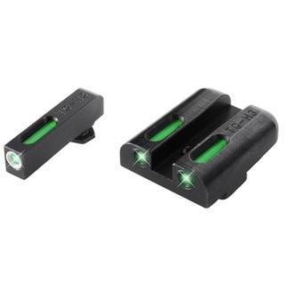Truglo Brite-site Tfx Handgun Sight Glock Low Set