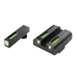 Truglo Brite-site Tfx Handgun Sight Glock High Set