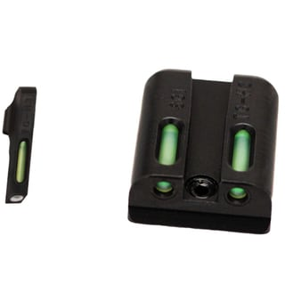 Truglo Brite-site Tfx Handgun Sight Sig 6/ 8 Set