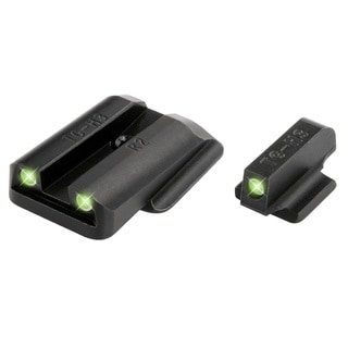 Truglo Brite-site Tritium Handgun Sight Ruger Lc Set