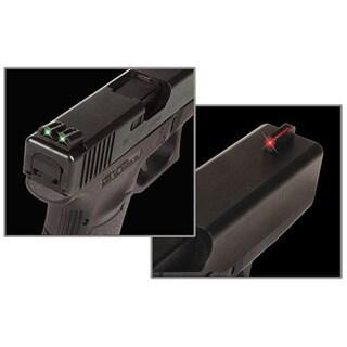 Truglo Brite-site Fiber-optic Handgun Sight Glock 42 Set