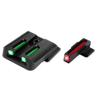 Truglo Brite-site Fiber-optic Handgun Sight S&W M&P Set