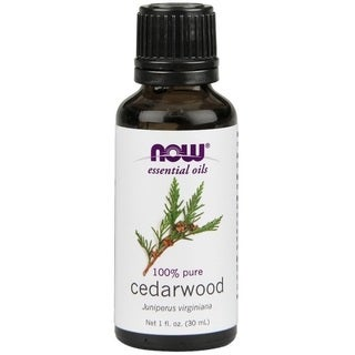 Link to Now Foods 1-ounce Cedarwood Essential Oil Similar Items in Aromatherapy & Massage
