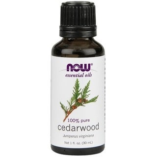 Now Foods 1-ounce Cedarwood Essential Oil