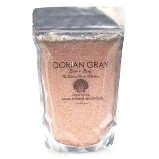 Dorian Gray Luxury Summer Scents Bath Soak Aloha Orchid