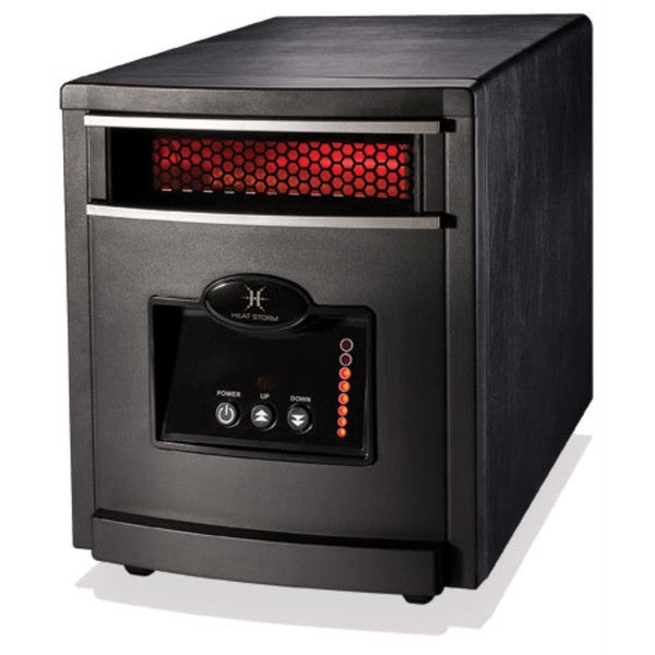 Shop Heatstorm Hs 1500 Imo Mojave Portable Infrared Heater