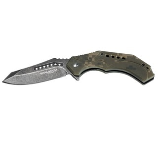 Magnum Fast Forward Folder Knife 3 3/ 8-inch Blade-7.875 inch Overall
