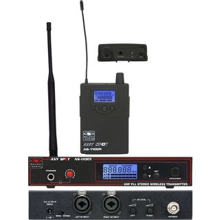 Galaxy Audio AS-1100 UHF - D Band