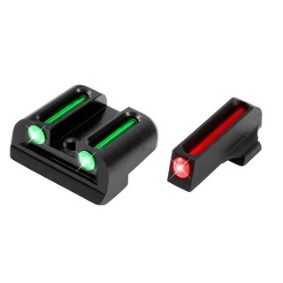 TRUGLO Brite-Site Fiber-Optic Handgun Sight - Sig 6/ 8 Set