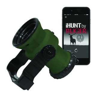 Extreme Dimension iHunt by Ruger Bluetooth Ultimate Game Call (Option: Green)