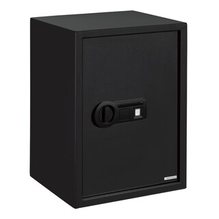 Stack-On Super-Sized Safe with Biometric Lock