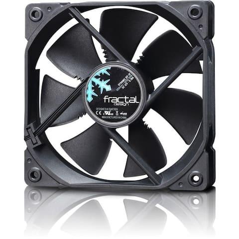 Fractal Design Dynamic GP-12 120mm Cooling Fan Black