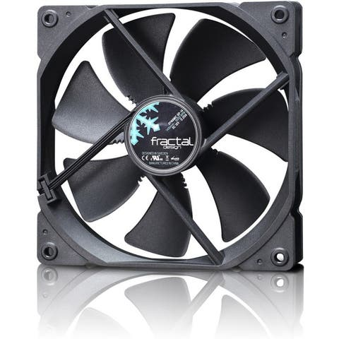 Fractal Design Dynamic GP-14 140 mm Cooling Fan Black