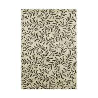 Alliyah Handmade Taupe New Zealand Blend Wool Rug (5' x 8') - 5' x 8'