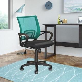 Porch & Den Krog Mesh Back Office Chair, Multiple colors