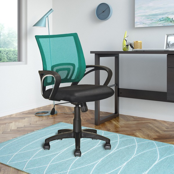 corliving workspace mesh back office chair, multiple colors - free