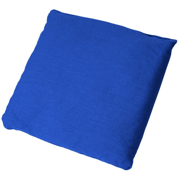 Championship Cornhole Blue Bean Bag