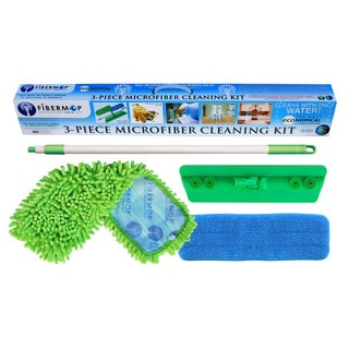 3-piece Microfiber Cleaning Kit