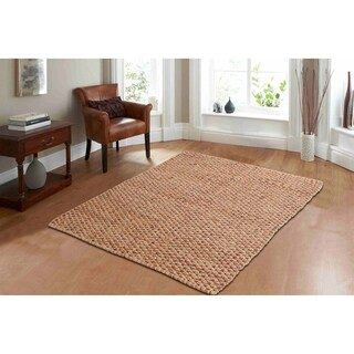 Criss Cross Spice Area Rug - 5' x 7'