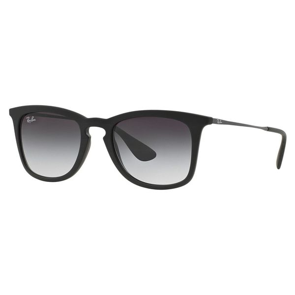 Ray-Ban Unisex RB 4221 622/8G Black Rubber Sunglasses -  adult